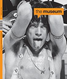 the museum magazine