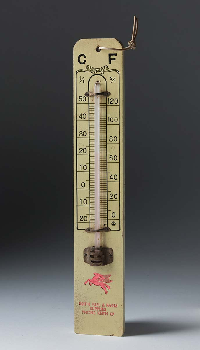 Thermometer. - click to view larger image