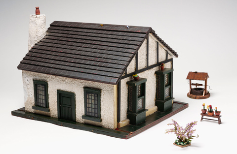Hetherington doll's house, 1930s