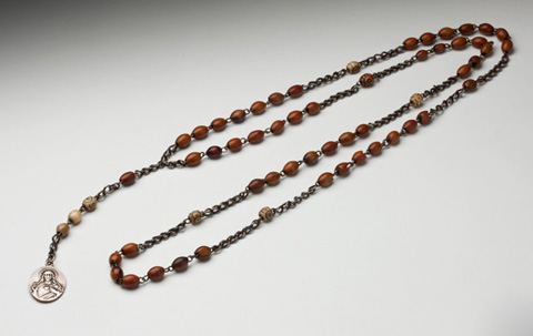 Mary MacKillop's dolor beads