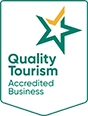 Quality Tourism Accredited Business logo