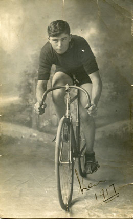 Ken Ross cycling