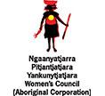 Ngaanyatjarra, Pitjantjatjara and Yankunytjatjara logo