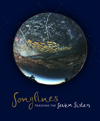 Front cover of the Songlines catalogue