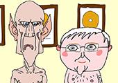 Pulp Rock cartoon animation screen capture