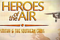 A screenshot image of the Heroes of the Air interactive.