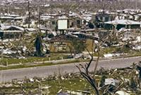 1974: Cyclone Tracy