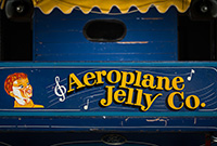 Aeroplane Jelly Model-T Ford truck