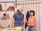 John Waters and Benita Collings