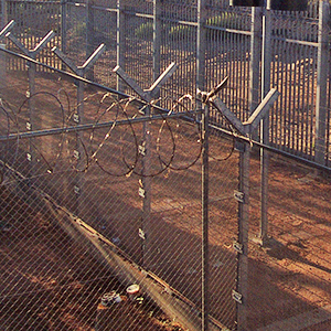 1991: Port Hedland immigration detention centre opens
