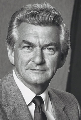 Bob Hawke | National Museum of Australia